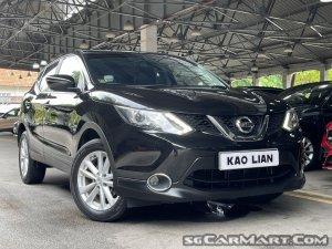 Nissan Qashqai 1.2A DIG-T