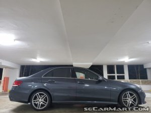 Mercedes-Benz E-Class E200 Edition E Sunroof