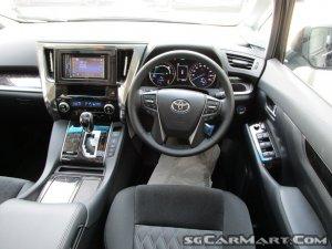 Toyota Alphard Hybrid 2.5A S Moonroof