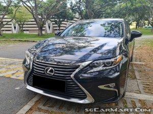 Lexus ES250 Sunroof