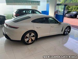 Porsche Taycan Electric 4S