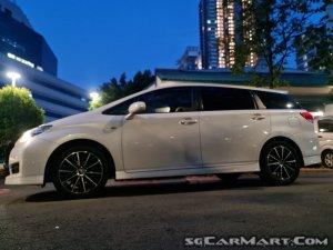 Toyota Wish 1.8A X (COE till 09/2025)