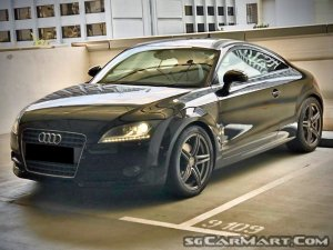 Audi TT Coupe 2.0A TFSI S-tronic (COE till 03/2029)