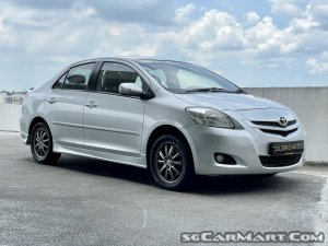 Toyota Vios 1.5A G (COE till 02/2024)