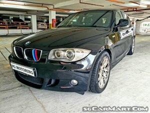 BMW 1 Series 120i (New 5-yr COE)