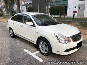 Nissan Sylphy 1.5A Premium (COE till 11/2024)