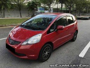 Honda Fit 1.3A G (COE till 04/2024)