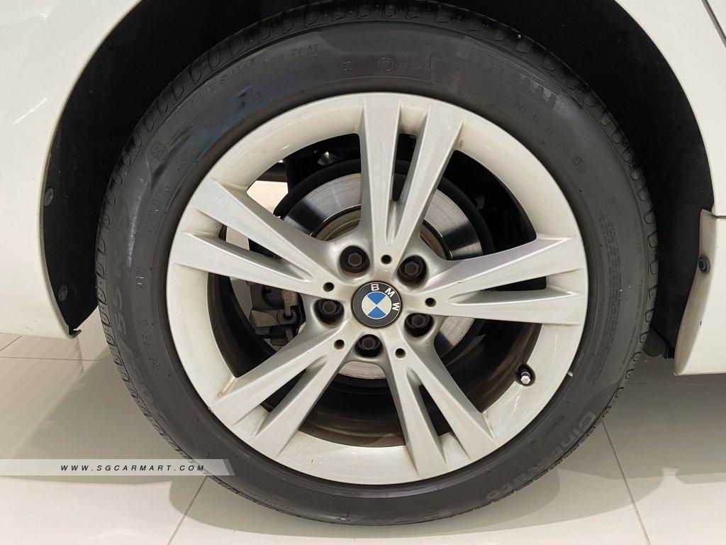 2016 BMW 216d Gran Tourer Luxury