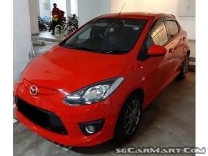 Mazda 2 HB 1.5A R (COE till 03/2024)