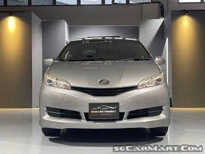 Toyota Wish 1.8A X (COE till 03/2026)