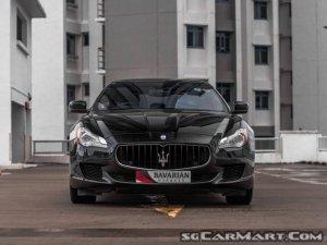 Maserati Quattroporte 3.0A