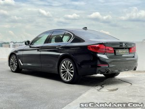 BMW 5 Series 530i Luxury