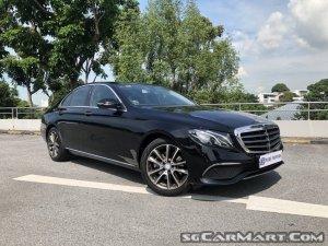 Mercedes-Benz E-Class E200 Exclusive