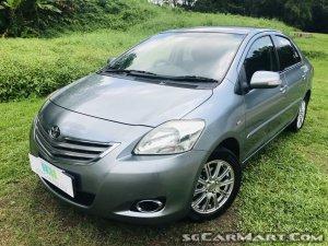 Toyota Vios 1.5A E (COE till 03/2026)