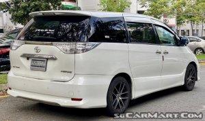 Toyota Estima 2.4A Aeras (COE till 05/2026)