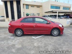Toyota Vios 1.5A E Sports (COE till 11/2028)