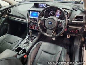Subaru Impreza 4D 1.6i-S