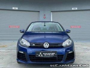 Volkswagen Golf 1.4A TSI (New 10-yr COE)