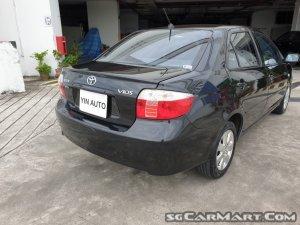 Toyota Vios 1.5A E (COE till 03/2022)