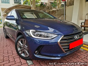 Hyundai Elantra 1.6A GLS Elite (OPC)