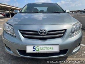 Toyota Corolla Altis 1.6A (COE till 09/2029)