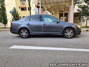 Volkswagen Jetta Sport 1.4A TSI (COE till 05/2024)