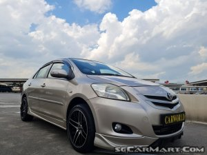 Toyota Vios 1.5A G Sports (COE till 05/2024)