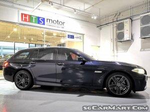 BMW 5 Series 535i Touring M-Sport Sunroof (New 10-yr COE)