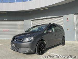 Volkswagen Touran Sport 1.4A TSI (COE till 06/2031)