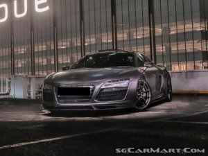 Audi R8 5.2A FSI Quattro S-tronic V10 Plus