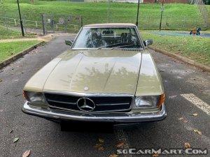 Mercedes-Benz 280SL (COE till 03/2029)