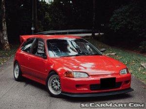 Honda Civic VTI 3M (COE till 06/2028)