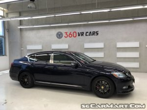Lexus GS300 Luxury MR (COE till 07/2028)