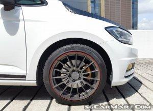 Volkswagen Touran 1.4A TSI Comfortline EQP