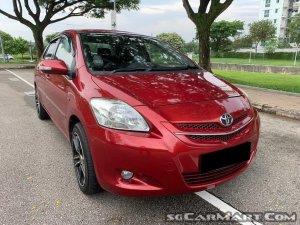 Toyota Vios 1.5A G (COE till 04/2024)