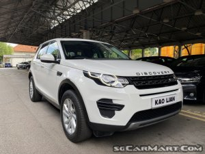 Land Rover Discovery Sport Diesel 2.0A SE 5-Seater
