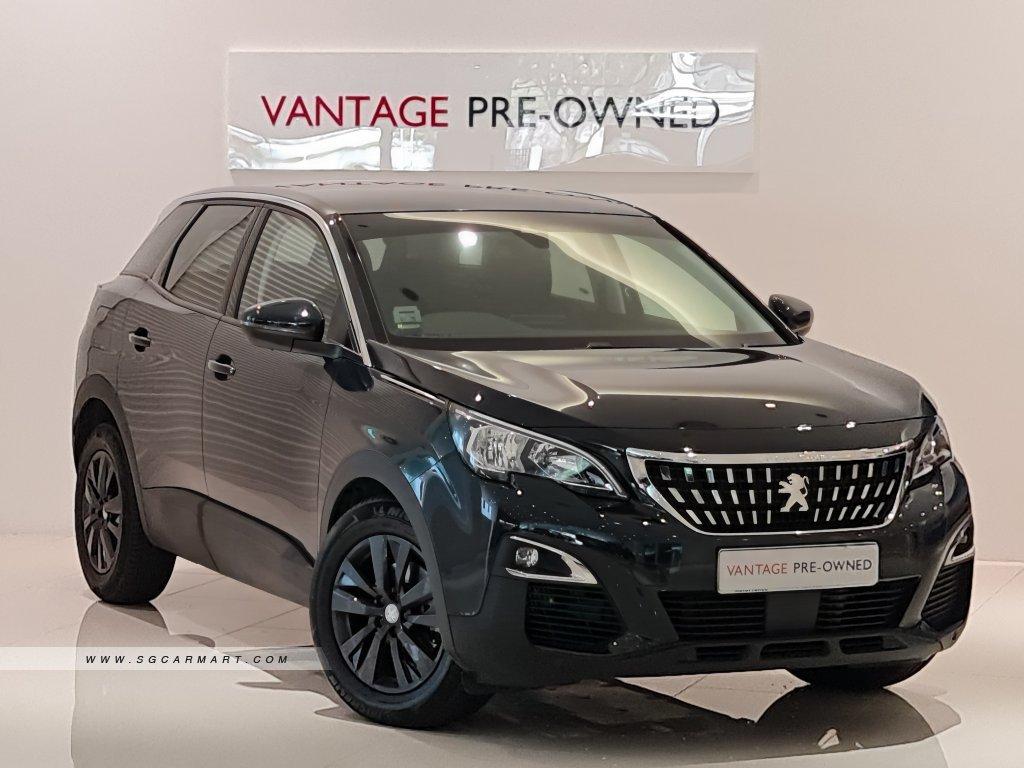 2020 Peugeot 3008 1.6A PureTech EAT8 Active