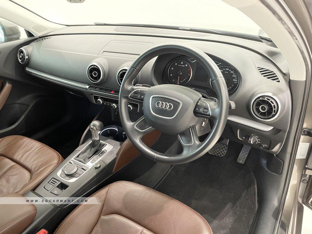 2015 Audi A3 Sportback 1.4A TFSI S-tronic Ambiente