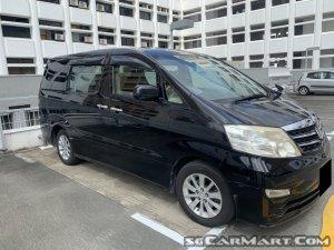 Toyota Alphard 2.4A (COE till 01/2028)
