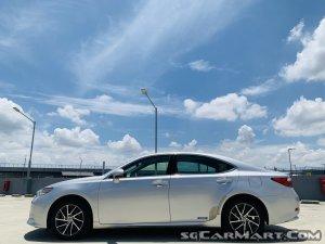 Lexus ES Hybrid ES300h Sunroof