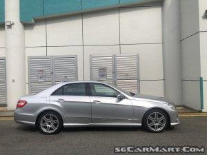 Mercedes-Benz E-Class E350 AMG (COE till 09/2029)