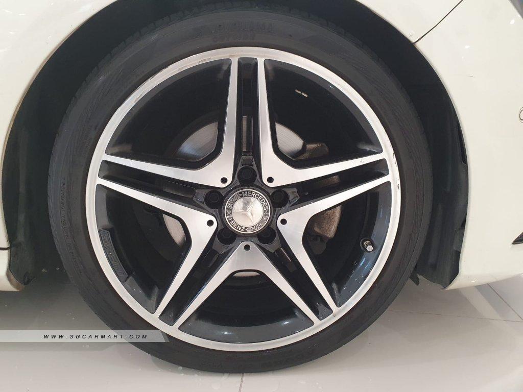 2016 Mercedes-Benz CLA200 Shooting Brake