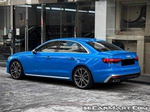 Audi S4 Sedan 3.0A TFSI Quattro Tip