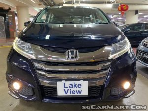 Honda Odyssey 2.4A Absolute