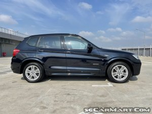 BMW X3 sDrive20i M-Sport Sunroof