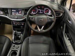 Opel Astra 1.0A Turbo (OPC)
