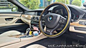 BMW 5 Series 528i Luxury Sunroof