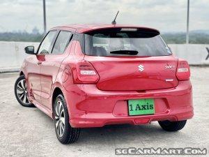 Suzuki Swift Hybrid 1.2A RS