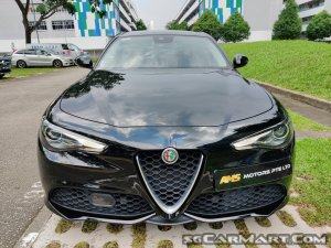 Alfa Romeo Giulia 2.0A Veloce