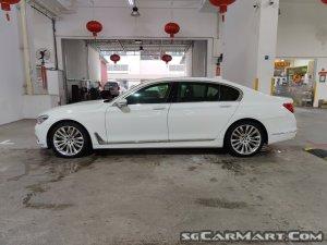BMW 7 Series 750Li Sunroof